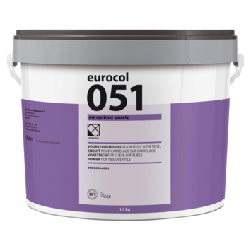 Eurocol 051 Europrimer Quartz voorstrijk 1,5kg