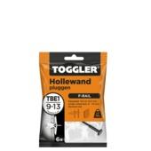 Toggler hollewandplug TBE-6 9-13 mm 6 stuks