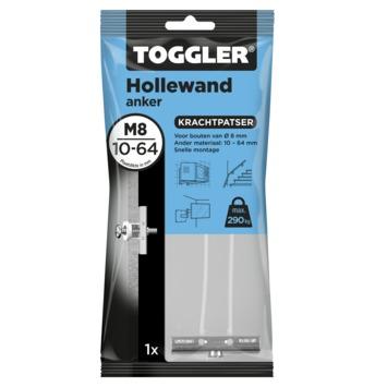 Toggler hollewandanker 10-64 mm M8