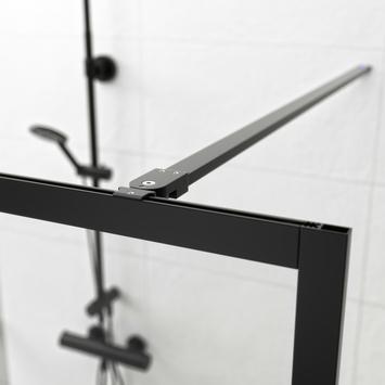 Stabilisatiesteun Contour Zwart 100cm