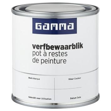 GAMMA verfbewaarblik met deksel 250 ml