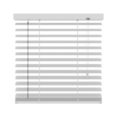GAMMA horizontale jaloezie aluminium 50 mm 957 mat wit 100X180