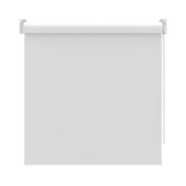 GAMMA rolgordijn uni verduisterend 5715 sneeuw wit 270x190 cm
