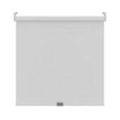 GAMMA rolgordijn koordloos verduisterend sneeuw wit (5715) 90 x 190 cm