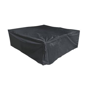 Hoes Grijs Polyester 210x215 cm