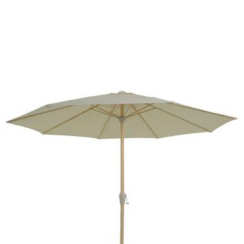 Parasol Lima Ecru Houtlook Ø300 cm