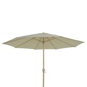 Parasol Lima Ecru Ø300 cm