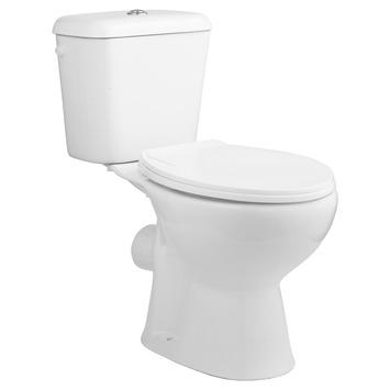 OK toilet duoblok PK/muuraansluiting WC pack