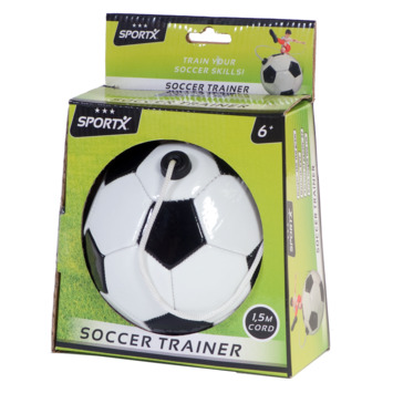 SportX voetbal trainer
