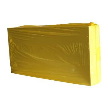 Isolatieplaat polystyreen XPS 120x60x5 cm 4 stuks