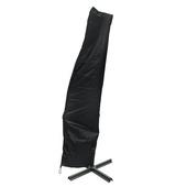 Hoes Zweefparasol Grijs Polyester 300 cm