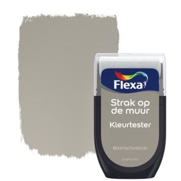 Flexa Strak op de muur Kleurtester Boomschorsbruin mat 30ml