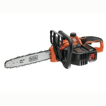 Black+Decker accu kettingzaag GKC3630L25-QW