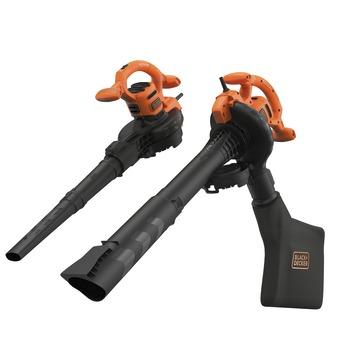 Black+Decker elektrische bladblazer BEBLV260