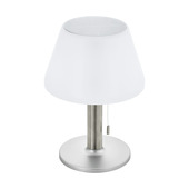 EGLO tafellamp solar wit