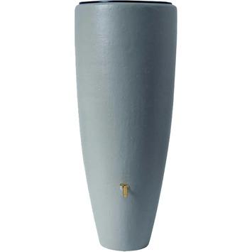 Garantia Regenton met plantenbak grijs 300 Liter