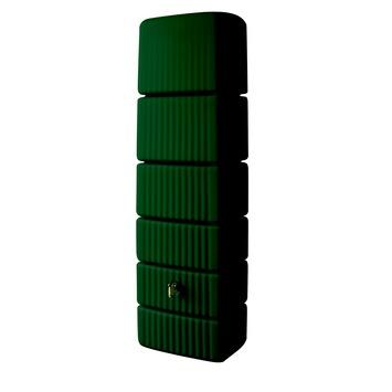 Muurregenton Slim groen 650 liter