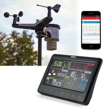 Alecto WS-5500 Professioneel wifi weerstation met app