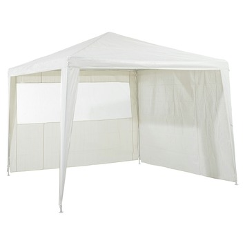 Partytent Zijwand Caribe Wit 2st