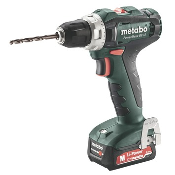 Metabo accuboormachine PowerMaxx BS12 incl. koffer