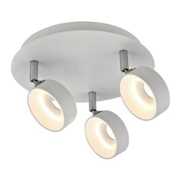 GAMMA opbouwspot Salerno 3-lichts wit