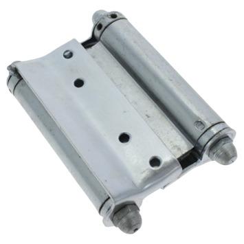 GAMMA Deurveerscharnier 100 mm gegalvaniseerd