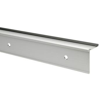 Flexxstairs Trapprofiel Deluxe Mat Zilver Aluminium 119 cm - 5 Stuks