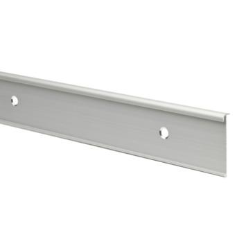 Flexxstairs Trapprofiel Basic Mat Zilver Aluminium 119 cm - 5 Stuks