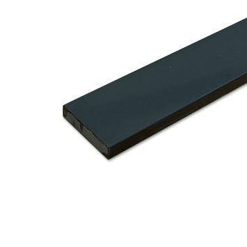 Essentials Dorpel Composiet Antraciet 4x4x100 cm