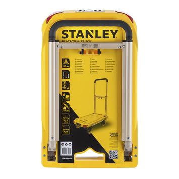 Stanley inklapbare plateauwagen 90kg