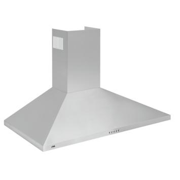 Schouwkap AP290 RVS 90 cm