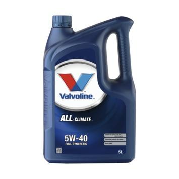 Valvoline All Climate 5W40 5L