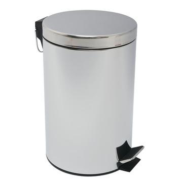 GAMMA pedaalemmer rond chroom 12 liter