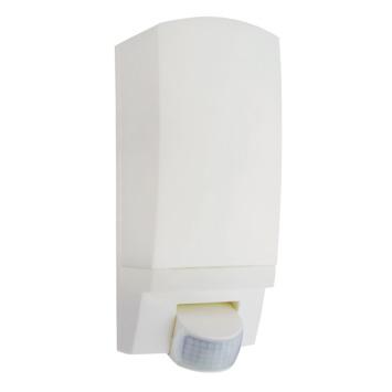 Buitenlamp L1S met sensor wit