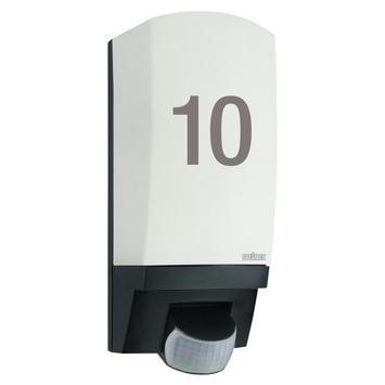 Buitenlamp L1S met sensor zwart