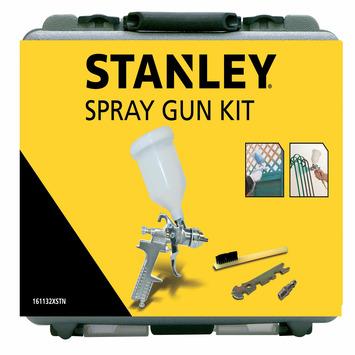 Stanley pneumatische verfspuit