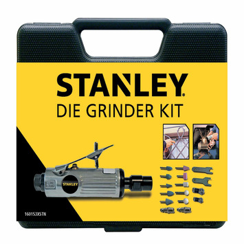 Stanley pneumatische stiftslijper