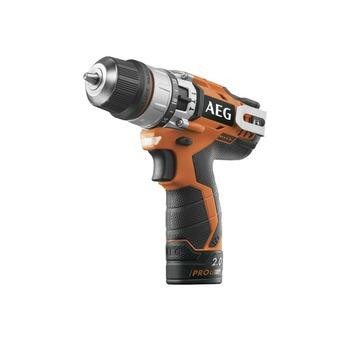 AEG accu klopboormachine compact BSB 12 C2 LI-2
