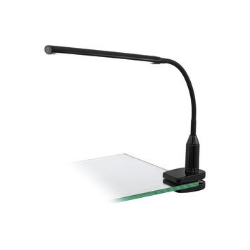 EGLO klemspot Laroa zwart LED