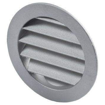 Sanivesk schoepenrooster aluminium Ø100 mm