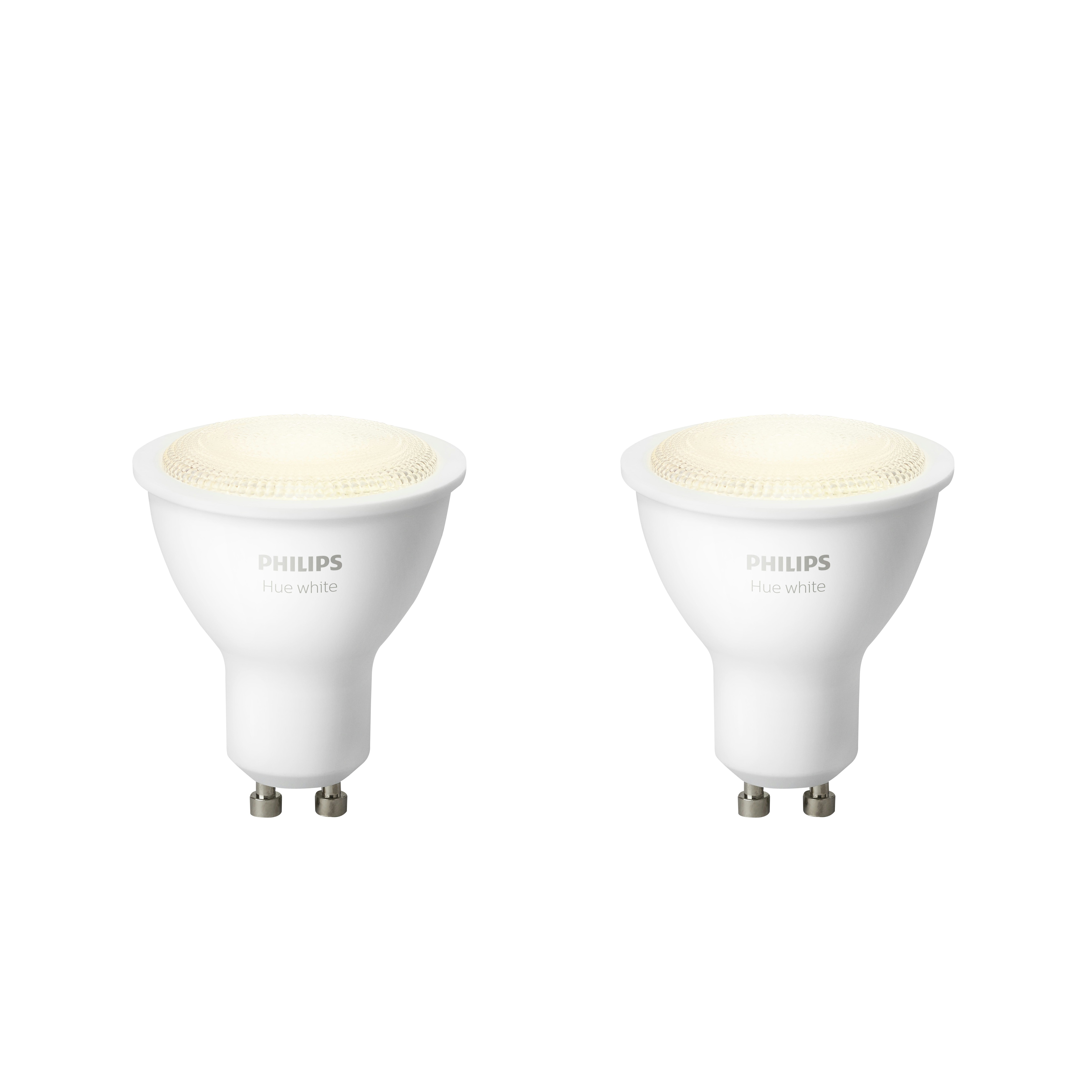Philips Hue White Dual pack GU10