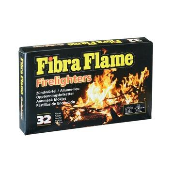 Fibra aanmaakblokje wit 32 stuks