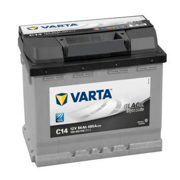VARTA black dynamic 12V 56Ah C14