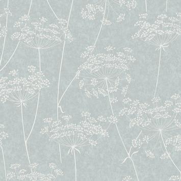 Vliesbehang Aura mintgroen 33-302