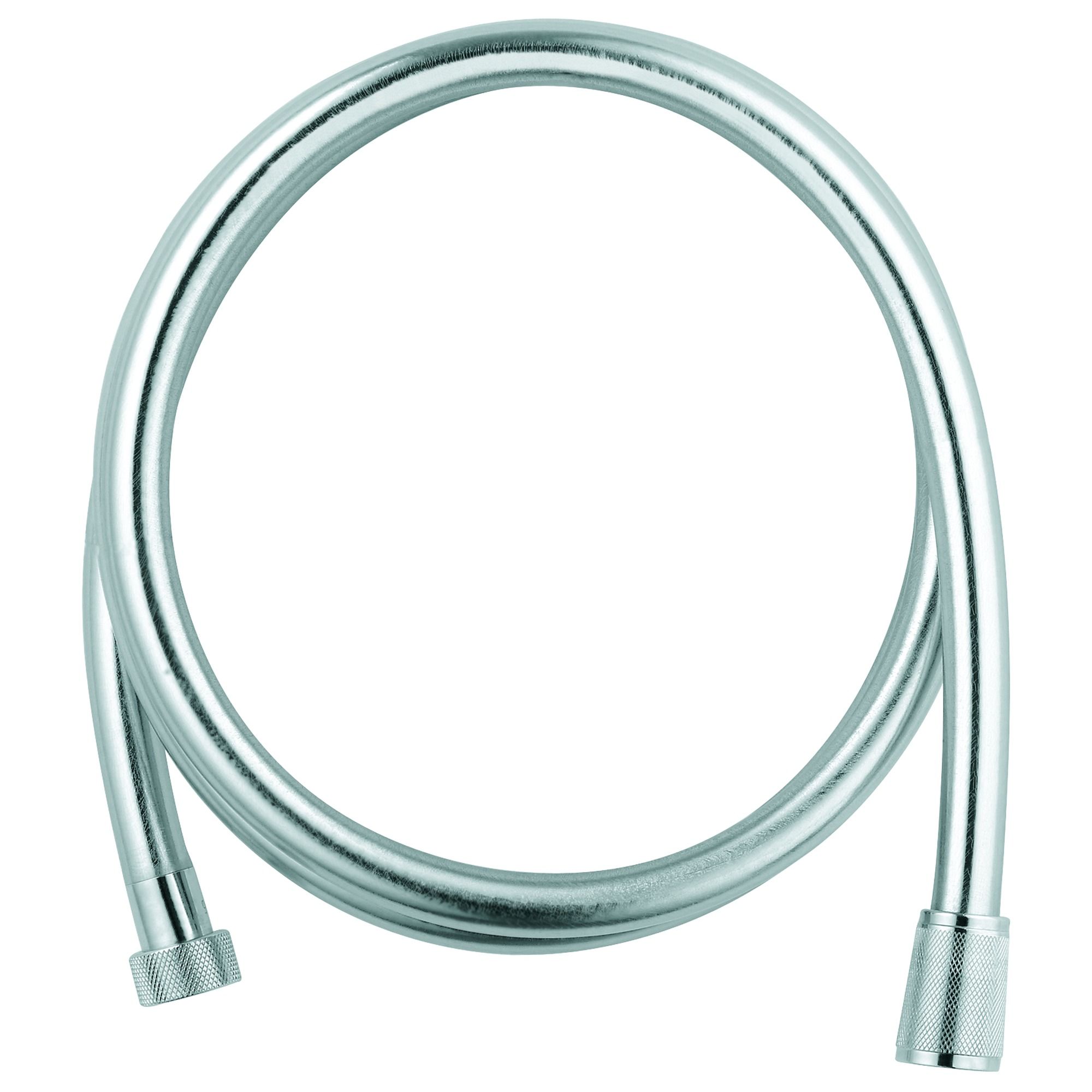 Grohe doucheslang silver 1-2x175cm zilver