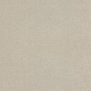 Vliesbehang Chenille taupe-goud 106749