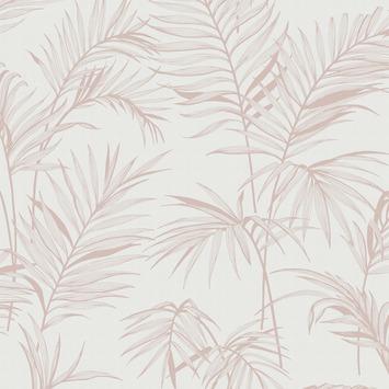 Vliesbehang Litho roze 106745