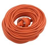 Handson Verlengsnoer Oranje 20 Meter