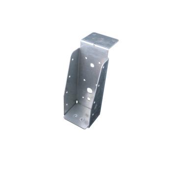 Balkdrager met Lange Lip Verzinkt 63x160 mm