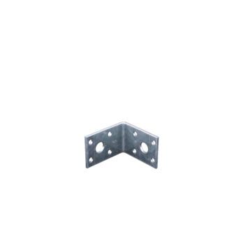 Hoekanker zonder Ril Verzinkt 50x50x35 mm